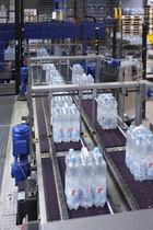 Getränke-Fördersystem