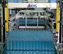 Schicht-Entpalettierer / für Glasbehälter / für Konservendosen / für Flaschen
