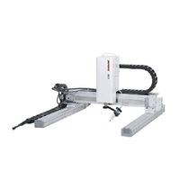 Kartesischer Roboter / 4-Achsen / 3-Achsen / für die Montage