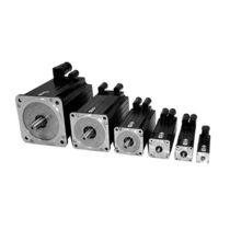 AC-Servomotor / bürstenlos / kompakt / trägheitsarm