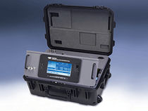 Kalibrator für Gasanalysegerät / tragbar