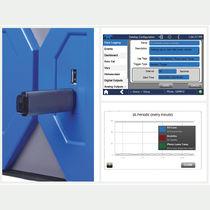 Datenerfassungs-Software / zur Datenanalyse / für Gasdetektor