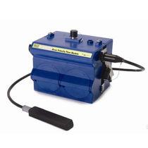 Doppler-Ultraschall-Durchflussmesser / für Wasser / robust / digital