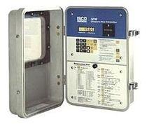Ultraschall-Durchflusstransmitter / für Flüssigkeiten