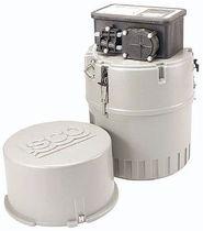 Probennehmer für Abwasser / automatisch / Verbundwerkstoff / mobil