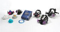 Dichtigkeitsprüfgerät / für Atemschutzgeräte und -masken