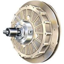 Brems-Kupplungs-Kombizelle / Einscheiben / Friktion / pneumatisch / Federdruck
