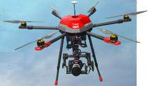 Hexarotor-Drohne / ziviler