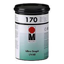 Tinte für Siebdruck / für Papier / für Kunststoffe / mit UV-Trocknung