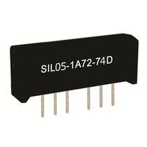 Reed-Relais / 1NO / Hochfrequenz / SIL / DIP