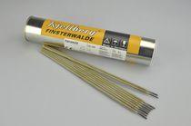 Ummantelte Schweißelektrode / Stab / für das Unterwasserschweißen / DIN 2302