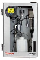 Fluorid-Analysator / integrierbar / in Reihe / kontinuierlich