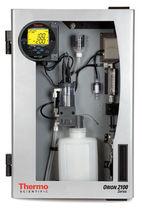 Analysator für gelöstes Ammoniak / integrierbar / in Reihe