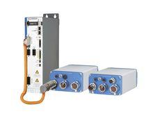 AC-Servoverstärker / Mehrachsen / servogesteuert / dezentraler