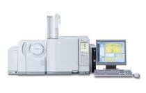 Gasphasen-Chromatograph / mit einem Massenspektrometer gekoppelt / Labor