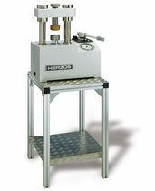 Pelletpresse / manuell / zur Probenbereitung / Labor
