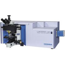 Mikroskop für Labors / hochauflösend / Digitalkamera / Raman