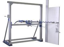 Multiparameter-Prüfstand / für Beständigkeitsprüfung von Türen / mechanisch