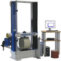 Steifigkeitsprüfgerät / für Kunststoffrohr / vertikal