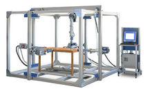Transport-Prüfstand / für Tisch / vertikal / pneumatisch