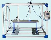 Multiparameter-Prüfstand / für Tisch / vertikal / pneumatisch