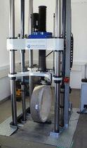 Kompressionsprüfmaschine / für verstärktes Glasfaserrohr / mechanisch