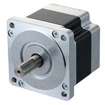 Hybrid-Schritt-Motor / DC / für Industrieanwendungen / Permanentmagnet
