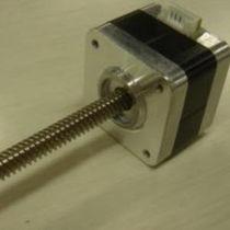 DC-Motor / hybrid-Schritt / kompakt