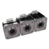DC-Motor / hybrid-Schritt / Hohlwelle / kleinformatig