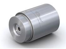 Push-to-Lock-Anschluss / gerade / pneumatisch / Aluminium