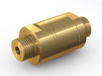 Gas-Filter / für Hochdruck-Anwendungen / Druck