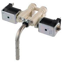 Direktgesteuertes Magnetventil / 2/2-Wege / NC / kompakt