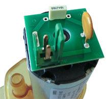 Heißwasserpumpe / mit DC Motor / magnetgekuppelt / Eintauch