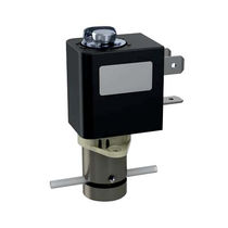 Direktgesteuertes Magnetventil / 2/2-Wege / Wasser / aus anodisiertem Aluminium