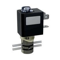Direktgesteuertes Magnetventil / 3/2-Wege / Wasser / aus anodisiertem Aluminium