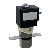 Direktgesteuertes Magnetventil / 2/2-Wege / NF / Wasser