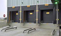 Sektionaltore / für Industrieanwendungen / für Kühlkammern / hermetisch verschlossen