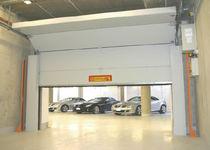 Sektionaltore / für den Innenbereich / für Industrieanwendungen / Brandschutz