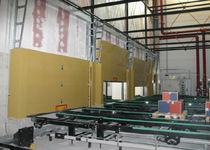 Sektionaltore / für Industrieanwendungen / für den Innenbereich / automatisch