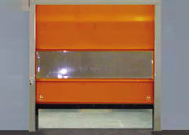 Rolltore / PVC / verzinkter Stahl / für den Innenbereich