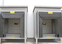 Ladungs-Verladeschleuse / modular / isotherm