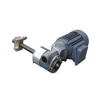 Elektrischer Ventilantrieb / drehbar / Schnecken / kompakt