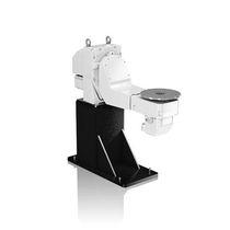 Elektrischer Positionierer / drehbar / 2 Achsen / für Teile