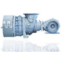 Kompakter Turbolader / 4-Takt-Motor / für Dieselmotor / zur Energieerzeugung