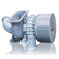Kompakter Turbolader / einstufig / für Gasmotor / für Dieselmotor