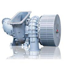 2-Takt-Motor-Turbolader / kompakt / einstufig / für Gasmotor