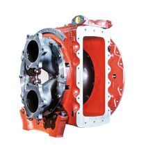 Kompakter Turbolader / für Dieselmotor / mit hoher Drehzahl