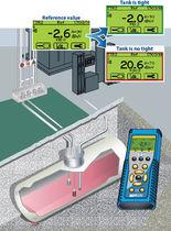 Kontrollsystem zur Abdichtung von unterirdischen Tanks / Akustik / automatisch