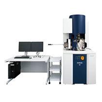 Mikroskop für Analyse / 3D / Echtzeit / Rasterelektronen mit fokussierter Ionensonde