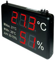 Digitale Displays / 7 Segmente / 5-stellig / zur Temperaturmessung